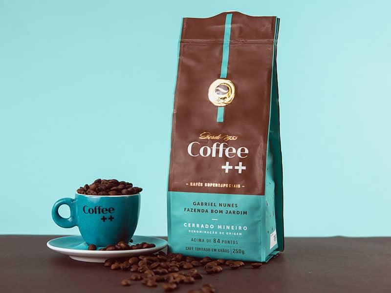 Café especial Coffee Mais  - Gabriel Nunes - Cerrado Mineiro