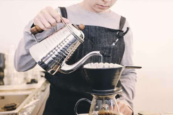 quem inventou o coador de café